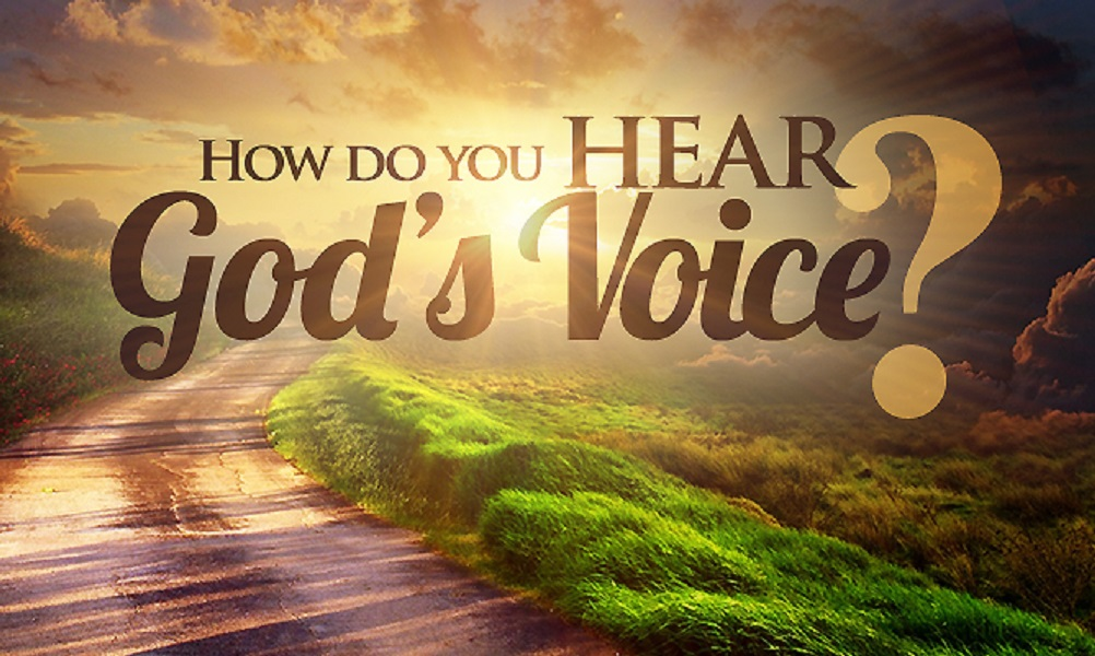 Hear God's Voice : Vital For Intimacy With God