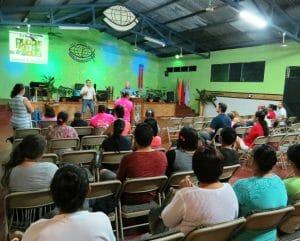 costa rica, mission trip, missions evengelism training
