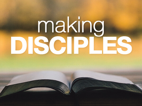 Make Disciples : 2nd Part Of God's Mission