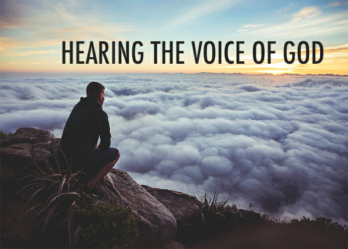 Hearing God's Voice: Vital for Intimacy With God