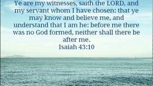 keys to grow closer to god, keys to intimacy with god, know god, know god personally, isaiah 43 10, how to know god
