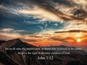 john 1 12, salvation, saved, salvation requires, requirements for salvation, believe in jesus, faith in jesus