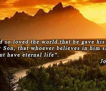 sense of urgency to share the gospel, john 3 16, true salvation requires, true salvation requirements, requirements for salvation
