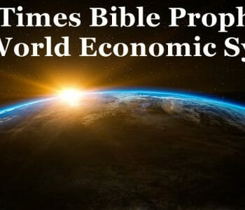 one world economic system, global economy, global government, end times, bible prophecy, biblical prophecy, antichrist, end times prophecy