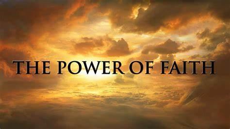 Faith Is Vital To Intimacy With God Part 3