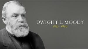 the hand of the lord, all mighty god, all powerful god, dwight moody