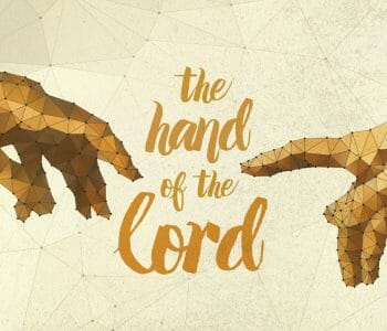 the hand of the lord, god's great power, god's power, anointing, acts 2 42, commitment to jesus