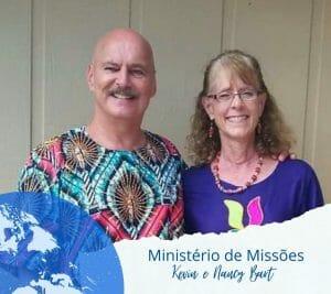 bart missions ministry, kevin nancy bart, missions, evangelism, discipleship, brazil