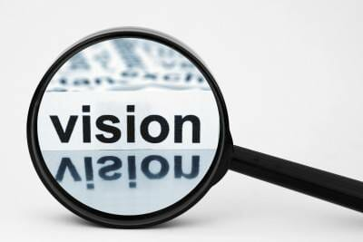 God Must Be The Source Of Our Vision